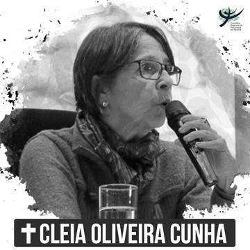 Nota de pesar pelo falecimento da Psicóloga Cleia Oliveira Cunha