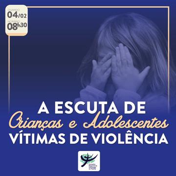 A escuta de crianças e adolescentes vítimas de violência: a Lei nº 13.431 e a Nota Técnica CRP-PR nº 003/2018