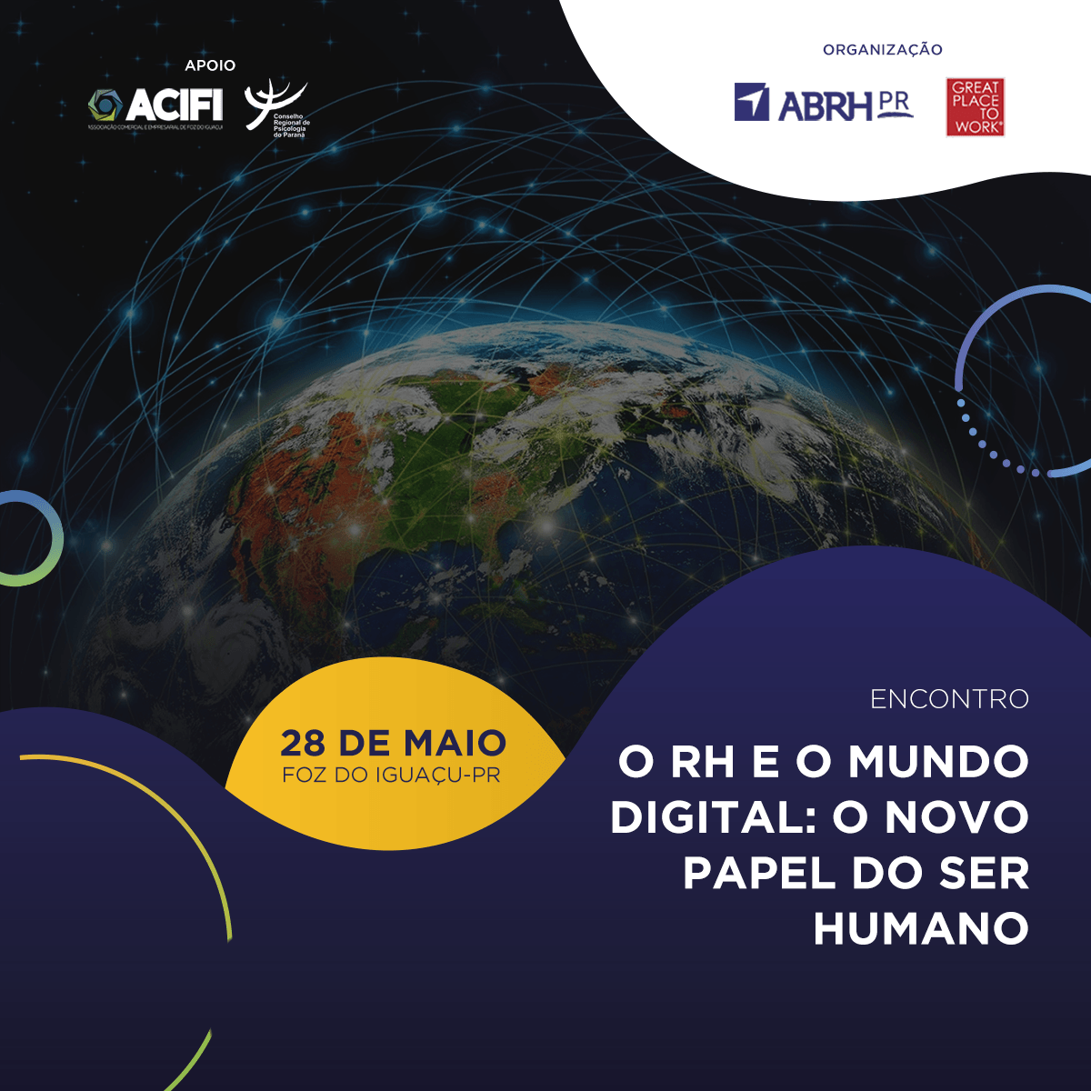 O RH e o Mundo Digital: o novo papel do ser humano