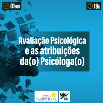 A avaliação psicológica e as atribuições da(o) Psicóloga(o)