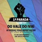 1ª Parada Da Diversidade LGBTI de Apucarana