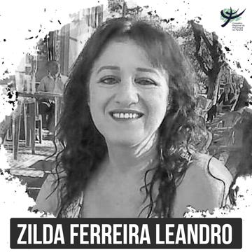 Nota de pesar pelo falecimento da Psicóloga Zilda Ferreira Leandro