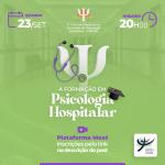 I Ciclo de Palestras da Comissão de Psicologia Hospitalar do CRP-PR